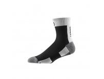 GIANT Realm Quarter Socks-black-S