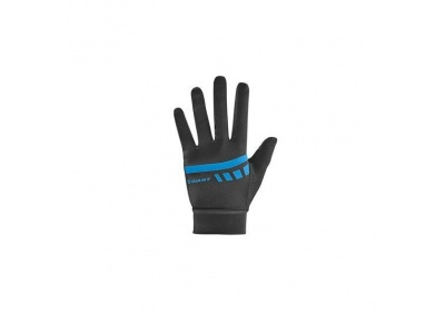 GIANT Podium Gel LF Gloves-black/blue-S