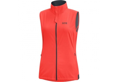 GORE R3 Women WS Vest-lumi orange-36