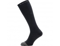GORE M Thermo Long Socks-black/graphite grey-38/40