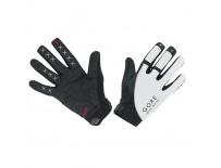 GORE Alp-X 2.0 Long Gloves-white/black-11
