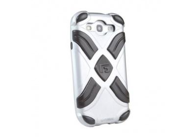 G-Form Samsung Galaxy S3-silver/black RPT