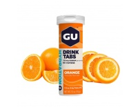 GU Hydration Drink Tabs 54 g-orange 1 tuba (balení 8ks)