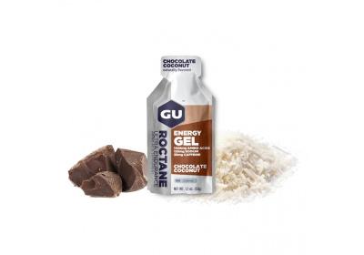 GU Roctane Energy Gel 32 g Chocolate/Coconut 1 SÁČEK (balení 24ks)