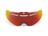 GIRO Air Attack Eye Shield-amber red