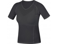 GORE M Women Base Layer Shirt-black-36