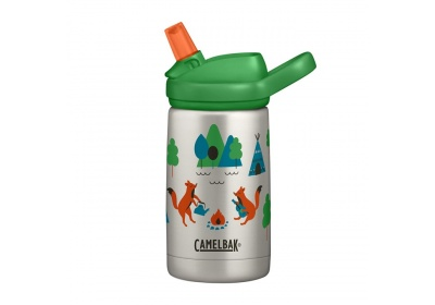 CAMELBAK Eddy+ Kids Vacuum Stainless 0,35l Camping Foxes