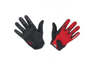 GORE Alp-X 2.0 SO Light Gloves-black/red-10