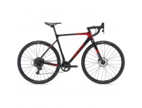 GIANT TCX Advanced-M19-ML-gun metal black/pure red/black
