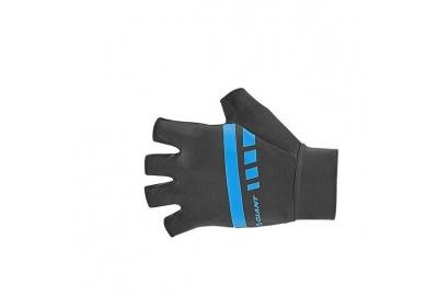 GIANT Podium Gel SF Gloves-black/blue-S