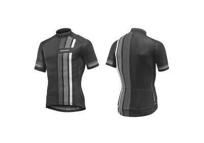 GIANT Stage SS Jersey-black/grey-XXL