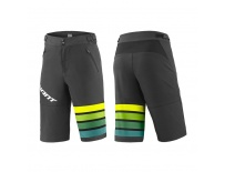 GIANT Transfer Short-black/yellow/green-XL