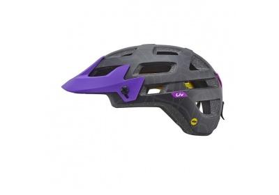 LIV přilba INFINITA MIPS-matte black/purple-S-CPSC/CE