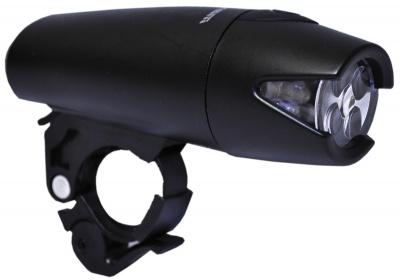 světlo MAXBIKE JY-840 přední , černé 5 diod
