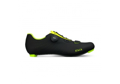 FIZIK Overcurve R5-black/yellow fluo-45