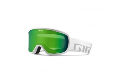GIRO Cruz White Wordmark Loden Green