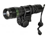 Maxbike JY-871 baterka zoomovací  s držákem 500lumenů