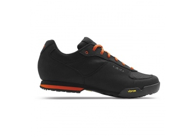 GIRO Rumble VR Black/Glowing Red 39