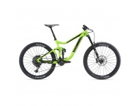 GIANT Reign Advanced 1 2018 M-neon green