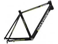 rám Maxbike R3000 2019 500 černý lesk + žlutá reflex TB7